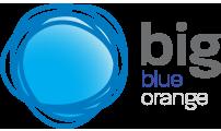Big Blue Orange Logo